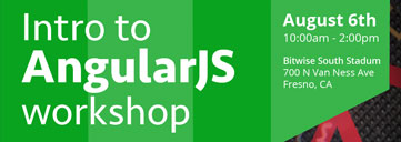Free AngularJS Workshop